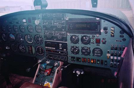 Composite Kit Plane Design Instrument Panels