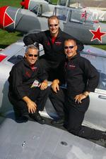 Aerostars team